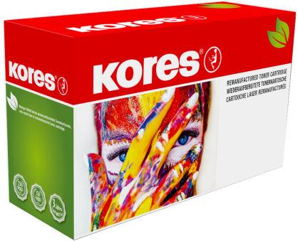 Kores Toner G1380RB remplace LEXMARK 0E250A21E, noir