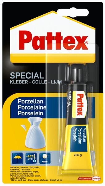 pattex colle sp ciale pour porcelaine 30 g dans un tube. Black Bedroom Furniture Sets. Home Design Ideas