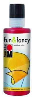 "Window Color ""fun & fancy"", Rouge Rubis, 80 mL"