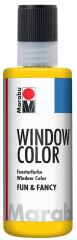 """Window Color """"fun & fancy"""", Contours Argentés, 80 mL"""