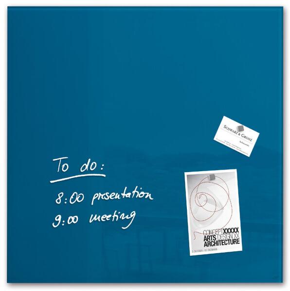 sigel tableau magn tique en verre 39 artverum 39 magn tique. Black Bedroom Furniture Sets. Home Design Ideas