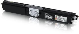 Toner original pour AcuLaser EPSON C1600/CX16, noir HC