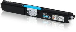 Toner original pour AcuLaser EPSON C1600/CX16, cyan, HC