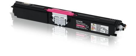 EPSON toner pour AcuLaser EPSON C1600/CX16, magenta, HC