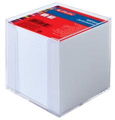herlitz Boîtier pour bloc-notes, en plastique, transparent