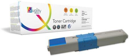 OKI Toner für OKI C310/C330/C510/C530, cyan