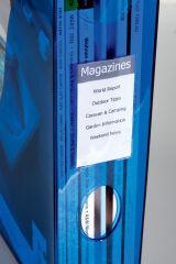 DURABLE Pochette autoadhésive POCKETFIX, (L)105 x (H)65 mm