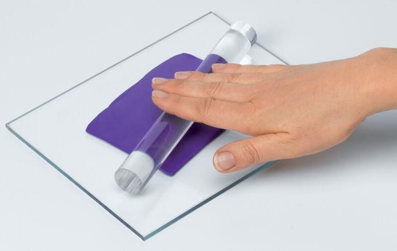 fimo rouleau acrylique pour le deroulement de la p te achat vente fimo 57802166. Black Bedroom Furniture Sets. Home Design Ideas
