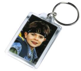 hama Porte-clés 'Mini' pour mini photos, présentoir comptoir