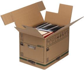 Fellowes BANKERS BOX TRANSIT carton de déménagement SmoothMo
