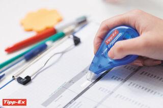 Tipp-Ex Roller correcteur 'Easy Correct', 4,2 mm x 12 m
