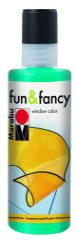 "Window Color ""fun & fancy"", Bleu Turquoise, 80 mL"