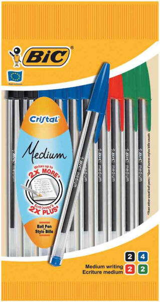 stylo bic medium