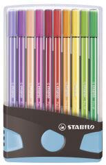 20 feutres stylos 68, ColorParade - STABILO