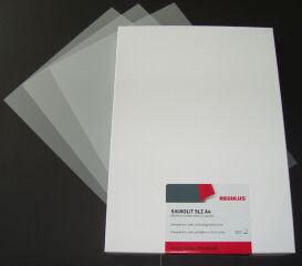 REGULUS Film polyester SIGNOLIT SLZ, A3, mat, transparent
