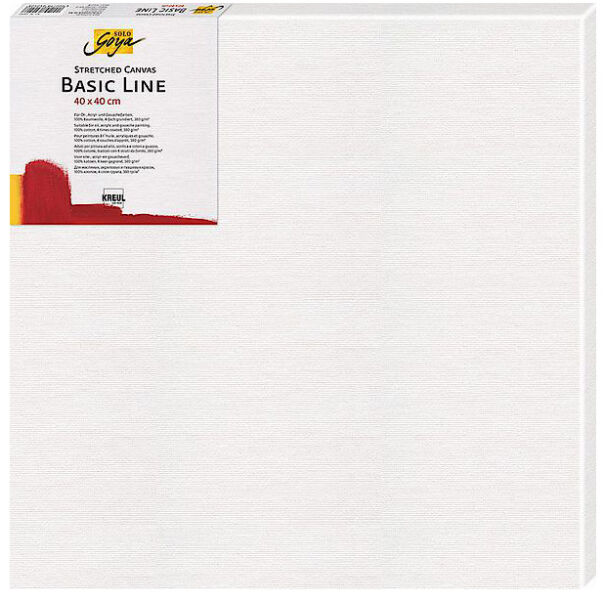 Kreul ch ssis pour toile solo goya basic line 200 x 200mm - Chassis pour toile ...