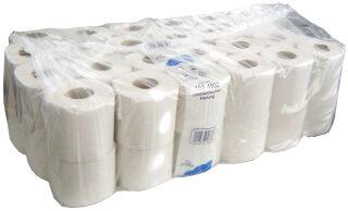 Fripa Papier hygiénique Basic, 2 couches, grand paquet,blanc