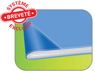ELBA Protège-cahier STRONG LINE, 240 x 320 mm, rouge