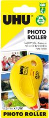 UHU Roller de colle photo roller, (l)6,5 mm x (L)9,5 m