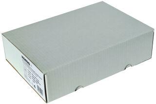 Kores Etiquette universelle, 97 x 67,7 mm, blanc