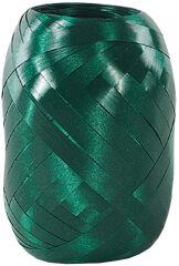 SUSY CARD Bolduc en pelote, lisse, 5 mm x 20 m, vert foncé