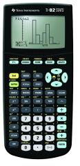 TEXAS INSTRUMENTS Calculatrice graphique TI-82 Stats