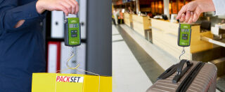 BURG-WÄCHTER Balance à main numérique TARA PS 7600 vert/gris