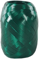 SUSY CARD Bolduc en pelote, lisse, 5 mm x 20 m, vert pomme