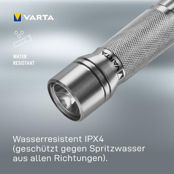 Varta lampe de poche 39 premium led light 39 incl 3 x piles for Buro premium