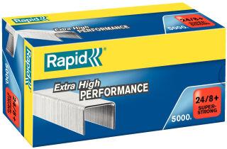 Rapid Agrafes Super Strong 26/8+, galvanisé