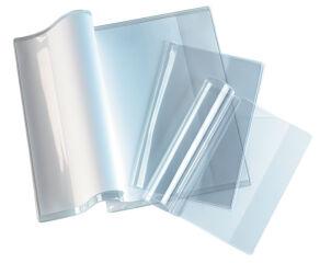 ELBA Protège-carnet A5, 148 x 210 mm, PVC, incolore