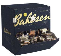 Bahlsen Biscuits de Noël 'Zimtsterne', présentoir en carton