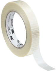 Tartan ruban adhésif filament 8954, 50mm x 50m, transparent