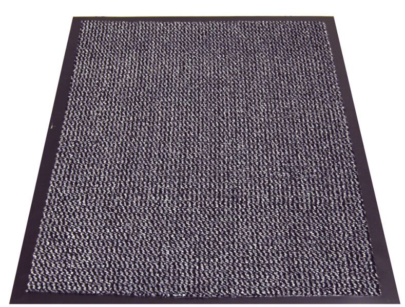 miltex tapis anti poussi re en pp 90 x 120 cm couleur bleu achat vente miltex 68570052. Black Bedroom Furniture Sets. Home Design Ideas