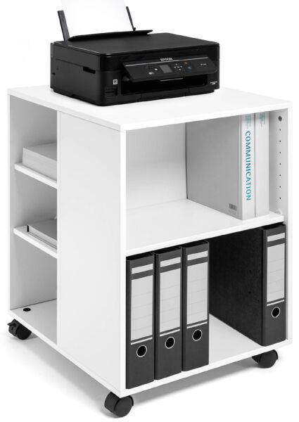 durable desserte de bureau 39 74 59 39 ouvert 6 tag res gris achat vente durable 9311310. Black Bedroom Furniture Sets. Home Design Ideas