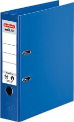 Classeur A4 maX.file protect plus - dos: 80mm - bleu
