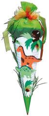 ROTH kit bricolage de cornet surprise 'Dino', 6 angles,68 cm