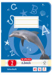 Cahier scolaire x.book, format A5, 32 pages