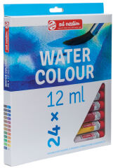 Set de 24 tubes Aquarelle ArtCreation, 12 ml - ROYAL TALENS