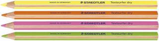 STAEDTLER Crayon surligneur à sec Textsurfer dry, jaune