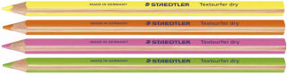 STAEDTLER Crayon surligneur à sec textsurfer dry, rose