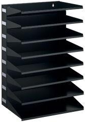 DURABLE Module de classement Business, 8 compartiments, noir