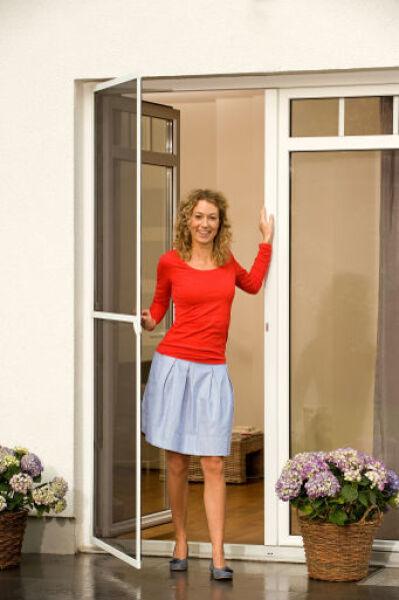 tesa rouleau de moustiquaire de rechange pour portes achat vente tesa 8755684. Black Bedroom Furniture Sets. Home Design Ideas