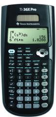 TEXAS INSTRUMENTS Calculatrice scientifique TI-36X PRO