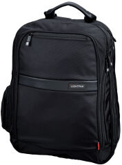 LiGHTPAK Sac à dos pour laptop 'ECHO', en nylon