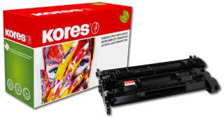 Kores Toner G1231RB remplace hp CE390A, noir