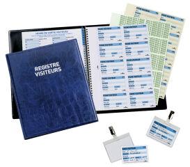 Accessoire, DURABLE Recharges pour Registre visiteurs VISITORS BOOK 100