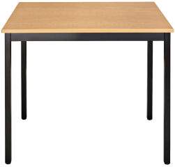SODEMATUB Table universelle 126RPB,1200x600, poirier/marron