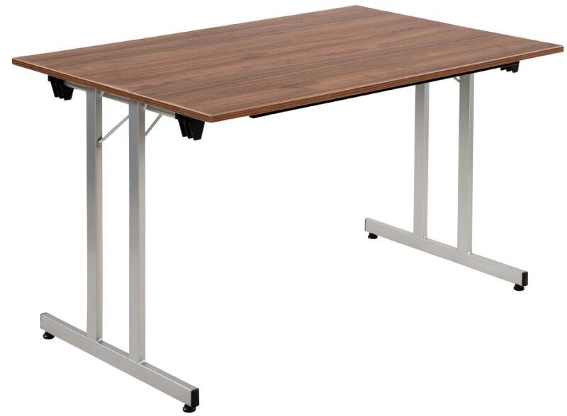 sodematub table pliante tpmu147ga x 700 mm gris alu achat vente sodematub 71220163. Black Bedroom Furniture Sets. Home Design Ideas