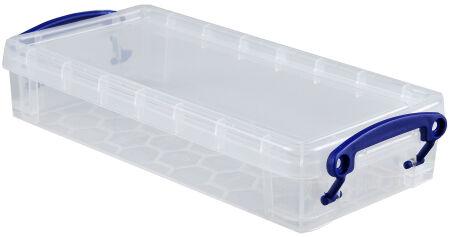 Boîte de rangement 0,55 Litre, incolore - Really Useful Box